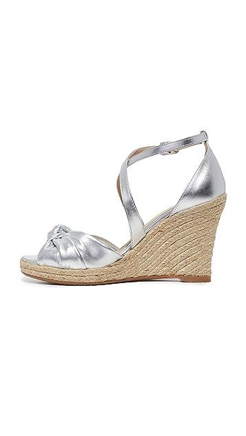 L.K. Bennett Angeline 坡跟鞋