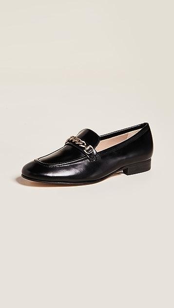 L.K. Bennett Stevie 平跟船鞋