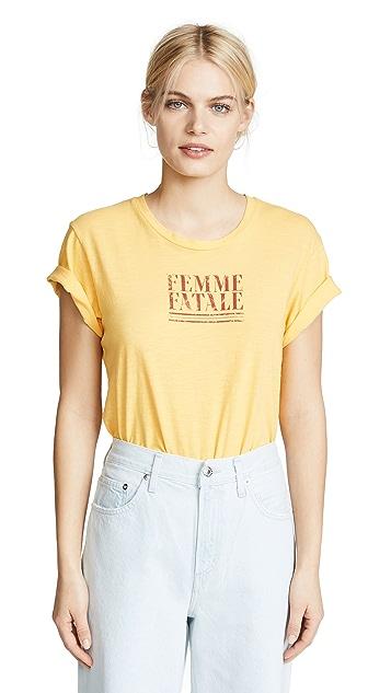 LNA Femme Fatale T 恤