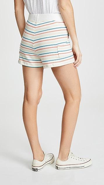 LNA Simon 起绒短裤