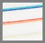 彩虹色条纹