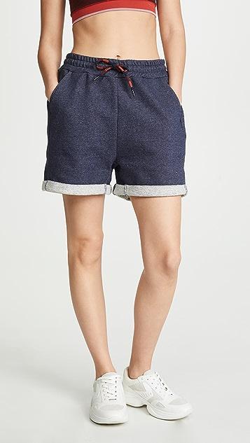 LNDR Brisk 运动短裤