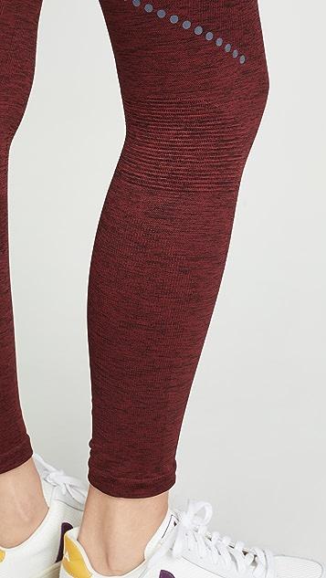 LNDR 黑色紧身裤