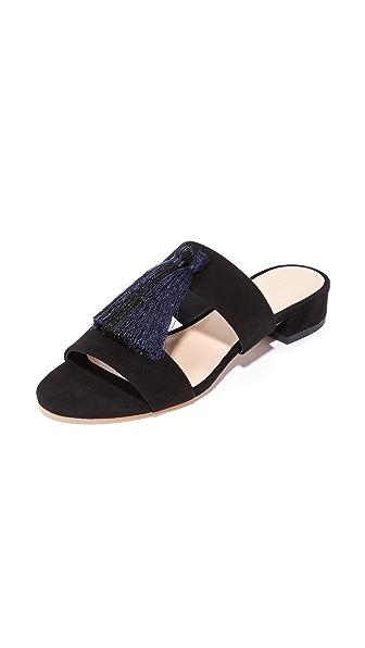 Loeffler Randall Rubie 流苏凉鞋
