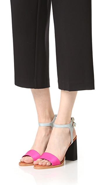 Loeffler Randall Sylvia 凉鞋