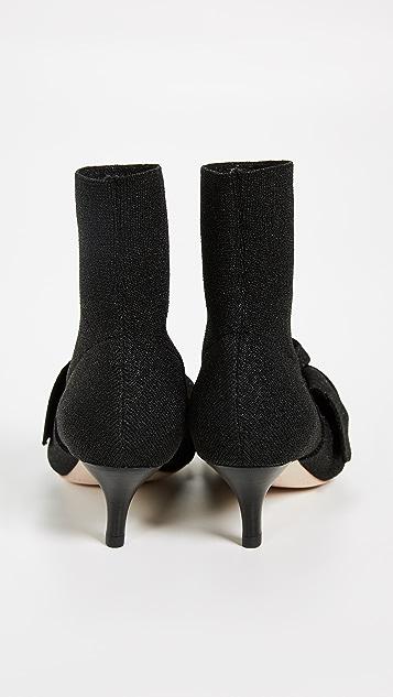 Loeffler Randall Kassidy 弹性低跟短靴