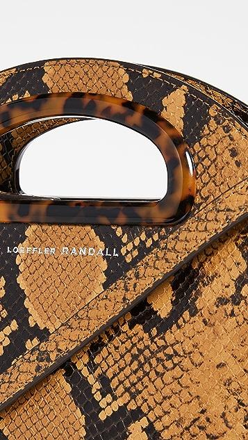 Loeffler Randall Indy 圆形斜背包