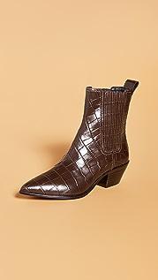 Loeffler Randall Aylin Low Western 短靴