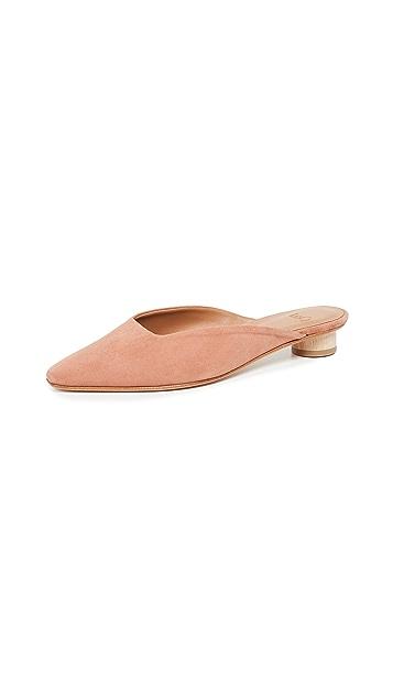 LOQ Carmen 方头平底鞋