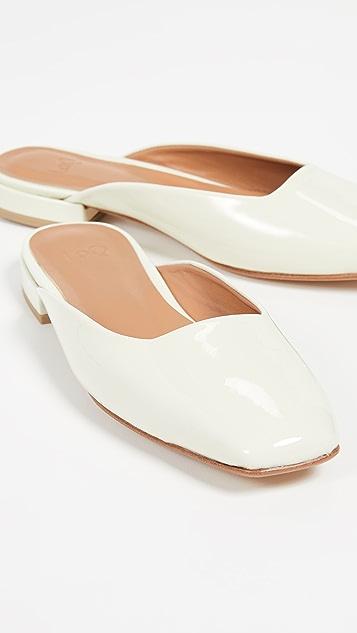 LOQ Lucia 平底穆勒鞋