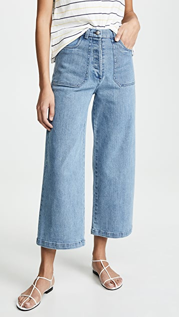 Loup Simone 牛仔裤