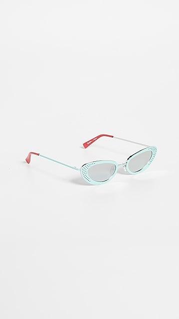Le Specs x Adam Selman The Royale 太阳镜