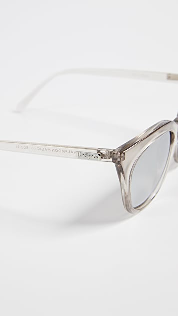 Le Specs 半月形魔法太阳镜