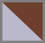 火山岩龟甲纹/反光复古珊瑚色