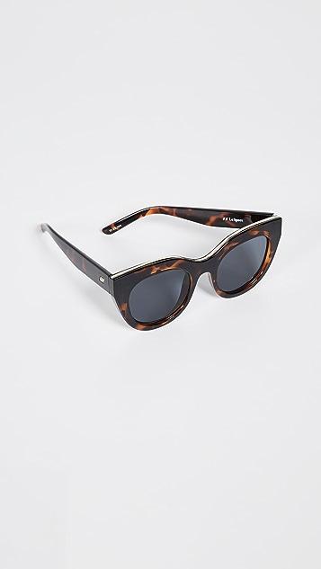 Le Specs Air 心形太阳镜