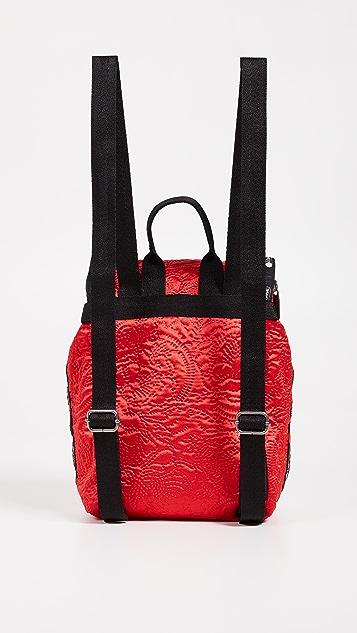 LeSportsac 拼贴背包双肩包