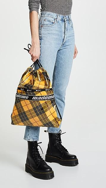 LeSportsac x MadeMe 束带背包