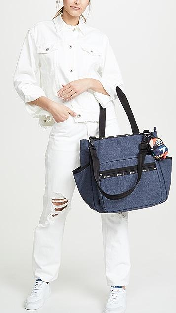 LeSportsac Janis 妈咪包托特包手提袋