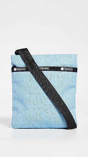 LeSportsac Madison 迷你窄款斜挎包