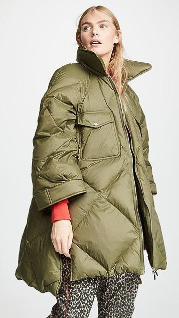 Lu Mei Kensington 大衣