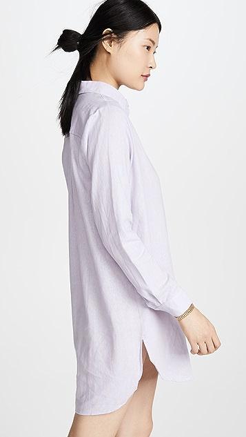 Maaji Pink Floret 系扣罩衫