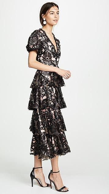 macgraw Parody 连衣裙