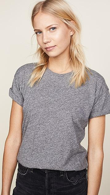 Madewell Whisper 棉质圆领 T 恤