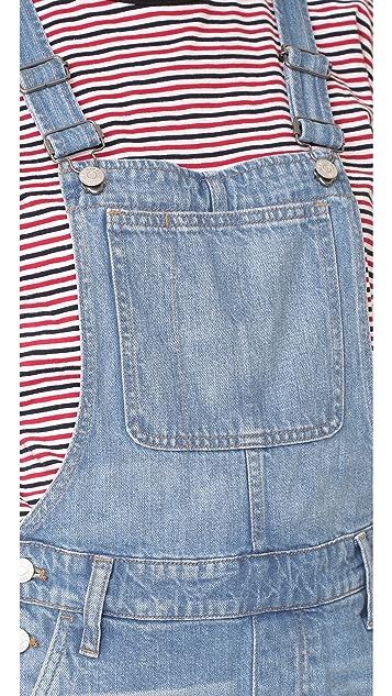 Madewell 短连衣裤