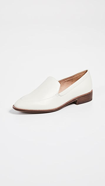 Madewell The Frances 平跟船鞋