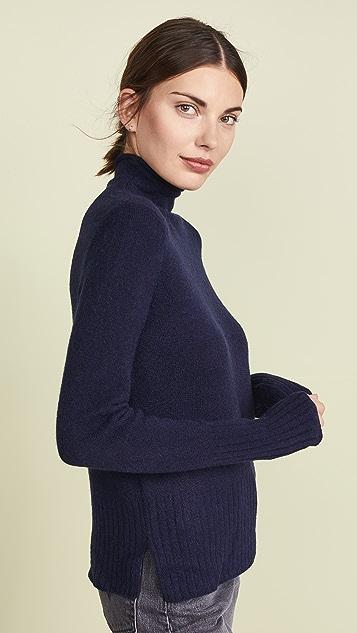 Madewell Inland 高领针织衫