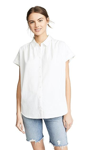 Madewell Central 衬衣