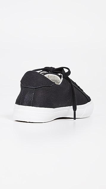 Madewell 帆布女士低帮运动鞋