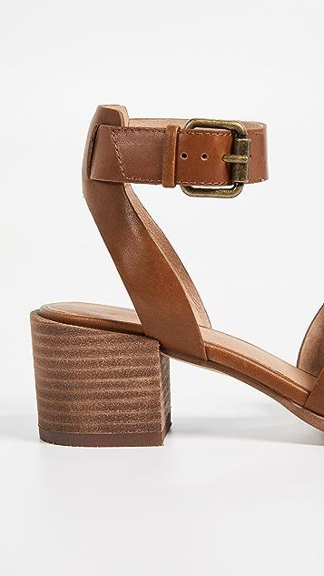 Madewell The Kate 凉鞋