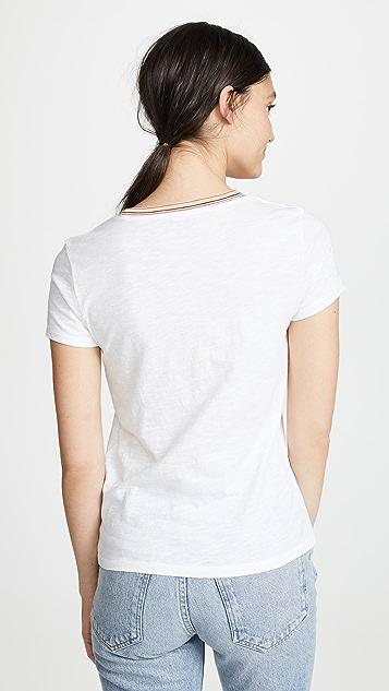 Madewell Garrett Whisper T 恤