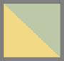 磨砂黄铜色叶子