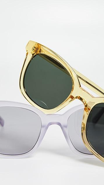 Madewell Carter 平框太阳镜