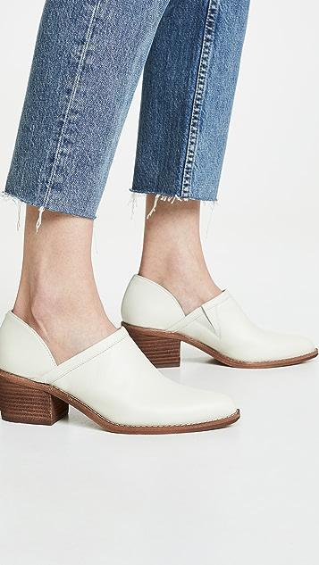 Madewell The Brady Lowcut 短靴
