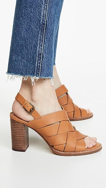 Madewell The Cindy 凉鞋