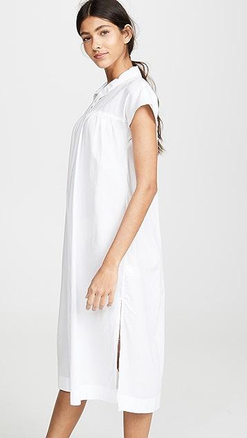 Madewell 居家长衫式连衣裙