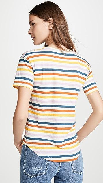 Madewell Whisper 圆领 T 恤