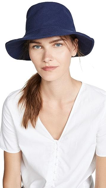 Madewell 短帽檐渔夫帽