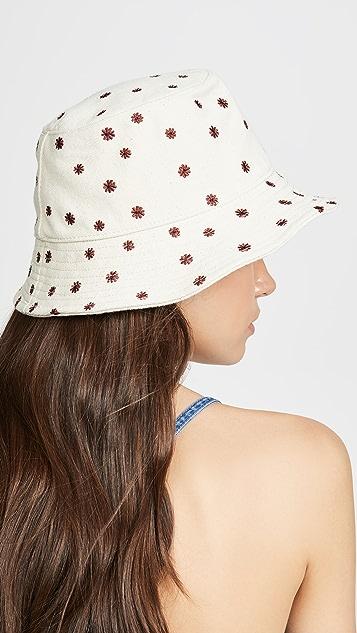 Madewell 刺绣渔夫帽
