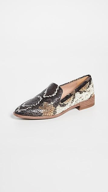 Madewell The Frances 平跟船鞋