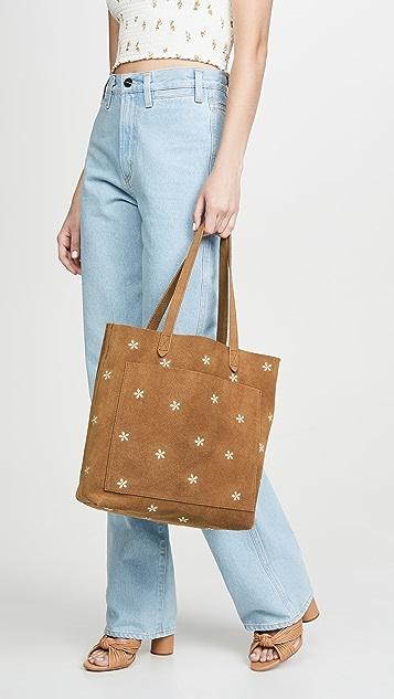 Madewell 中号通勤手提袋