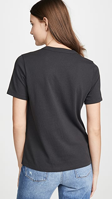 Madewell 男孩风格口袋 T 恤