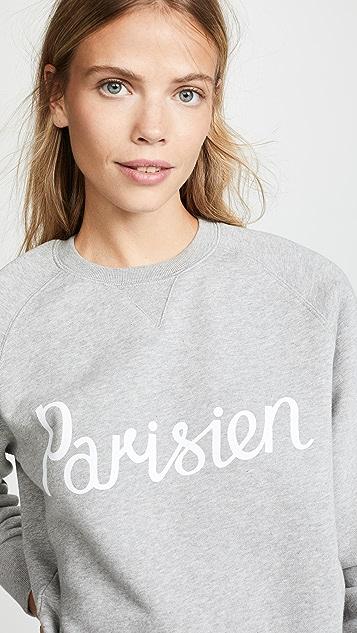 Maison Kitsune Parisienne 运动衫