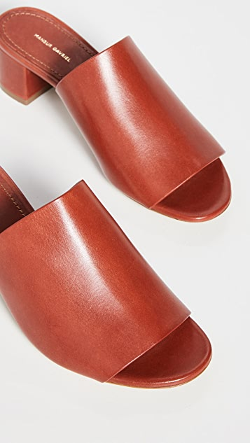 Mansur Gavriel 40mm 穆勒鞋