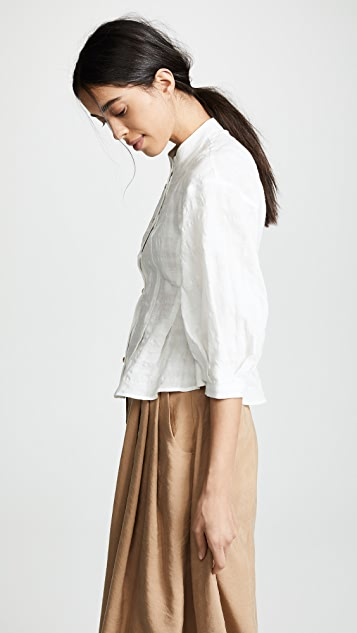 Mara Hoffman 草原风情女式衬衫