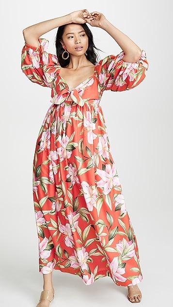 Mara Hoffman Violet 罩衫连衣裙