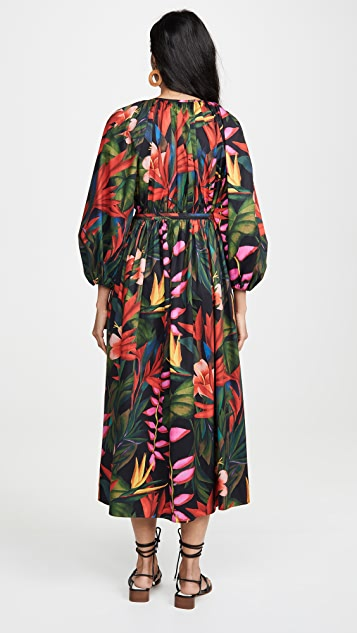 Mara Hoffman Simone 连衣裙